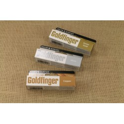 Декоративная паста Goldfinger 22ml - Green Gold)