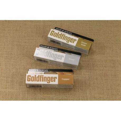 Декоративная паста Goldfinger 22ml - Green Gold)