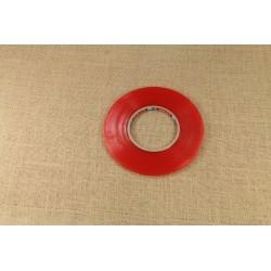 Двусторонняя липкая лента красная 50m*6mm