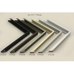 Алюминиевый багет C711-04