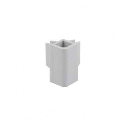 Угловой соединитель белый Cliprail